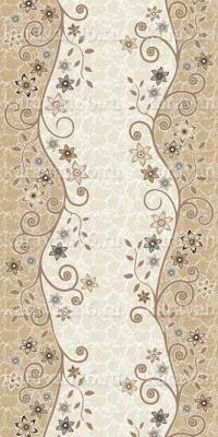 D323 CREAM-BROWN