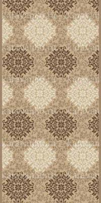 D374 BEIGE-BROWN
