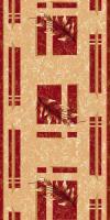 5985 BEIGE-RED